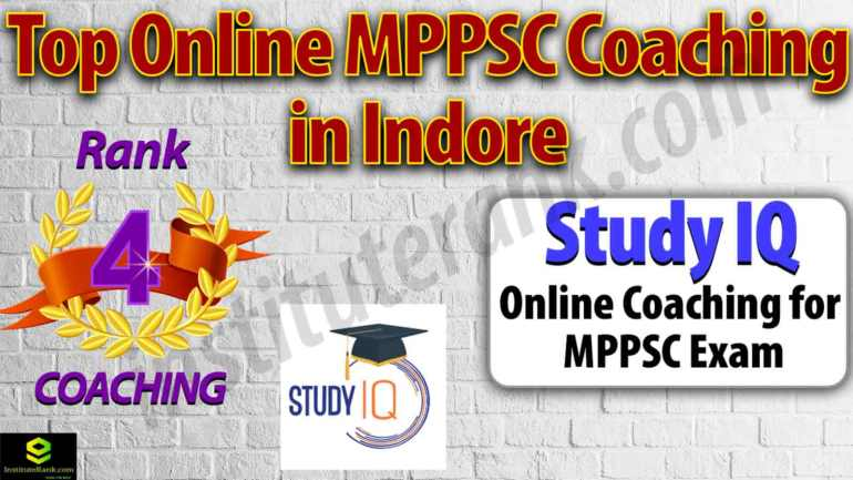 Top Online MPPSC Coaching Centre in Indore