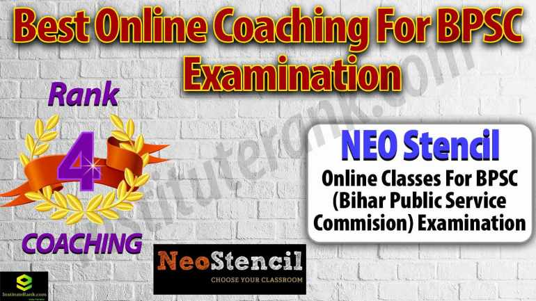 Best Online Coaching Centre for BPSC Examination