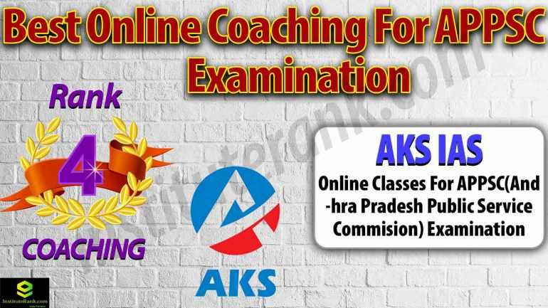 Best Online Coaching Preparation for APPSC Examination