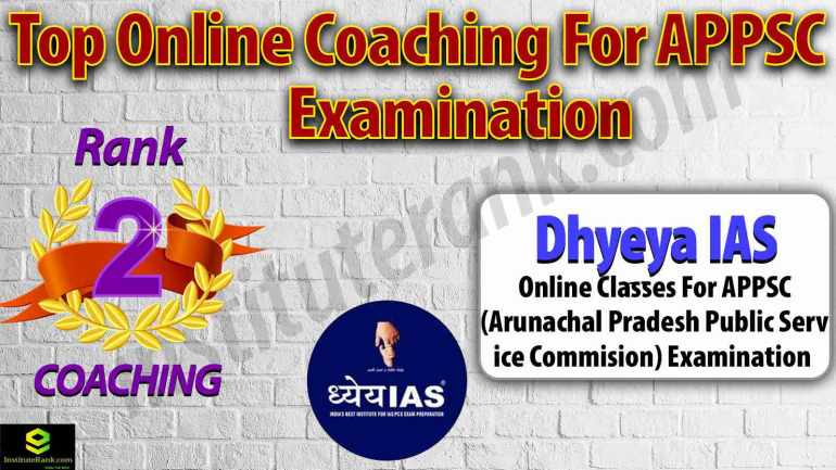Best Online Coaching for APPSC