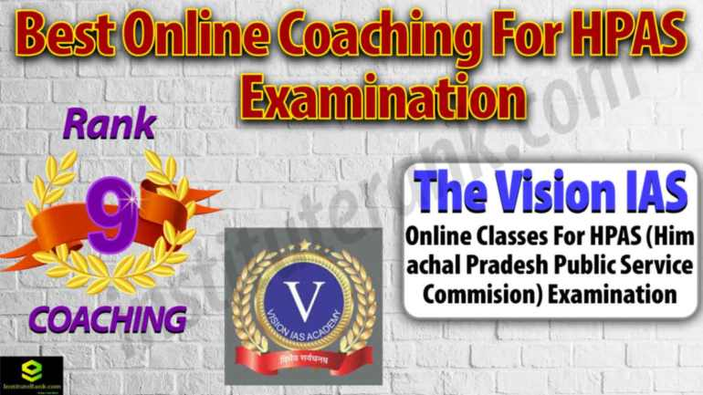 Best Online Coaching for HPAS Exam Preparation