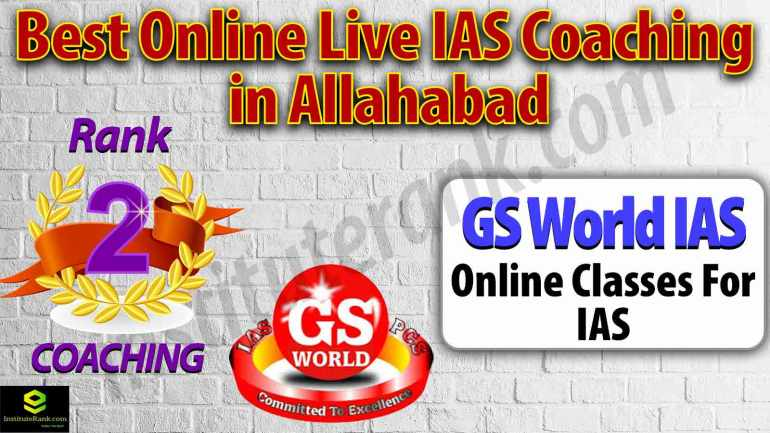 Best Online live IAS Coaching Preparation in Allahabad