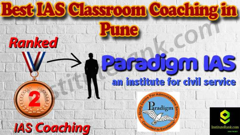 Top IAS Coaching and fees in Pune