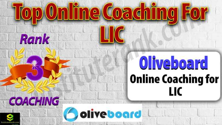 Top Online Coaching Preparation For LIC Examination