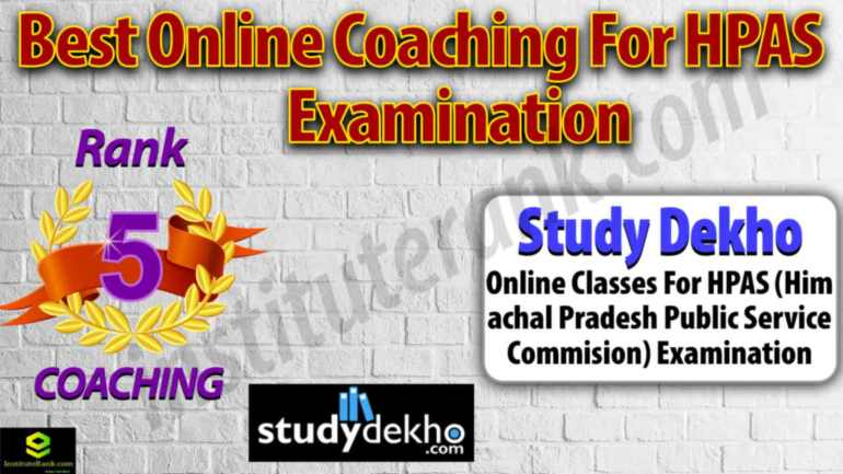 Top Online Coaching Preparation for HPAS Examination