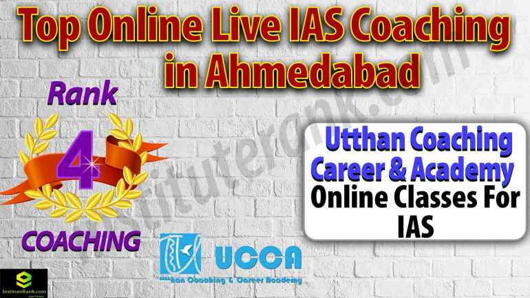 Top Online live IAS Coaching in Ahmedabad