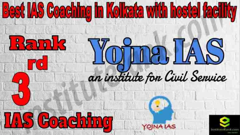 3rd Best IAS Coaching in Kolkata with hostel facility