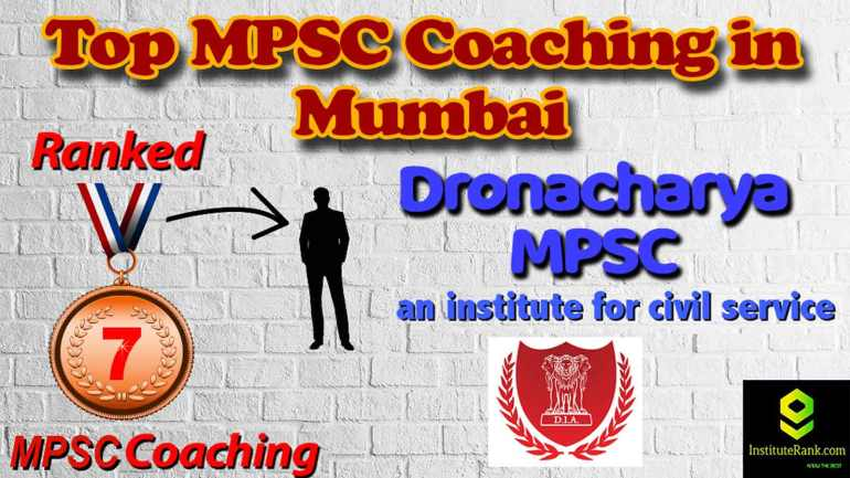 Best MPSC Coaching institute in Mumbai Maharashtra