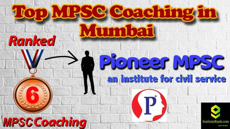 Top MPSC Coaching institute in Mumbai Maharashtra