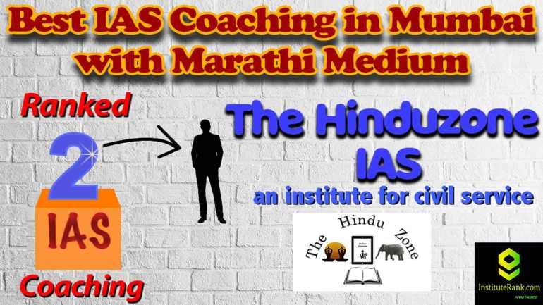 Top UPSC Coaching in Mumbai with Marathi Medium