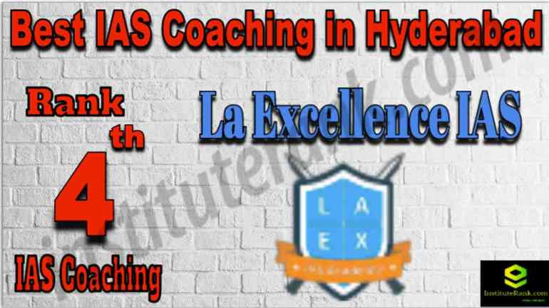 4th Top IAS Coaching in Hyderabad