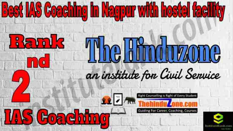 2nd Best IAS Coaching in Nagpur with hostel facility