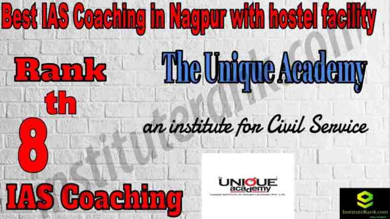 8th Best IAS Coaching in Nagpur with hostel facility