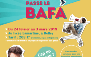 Affiche BAFA light