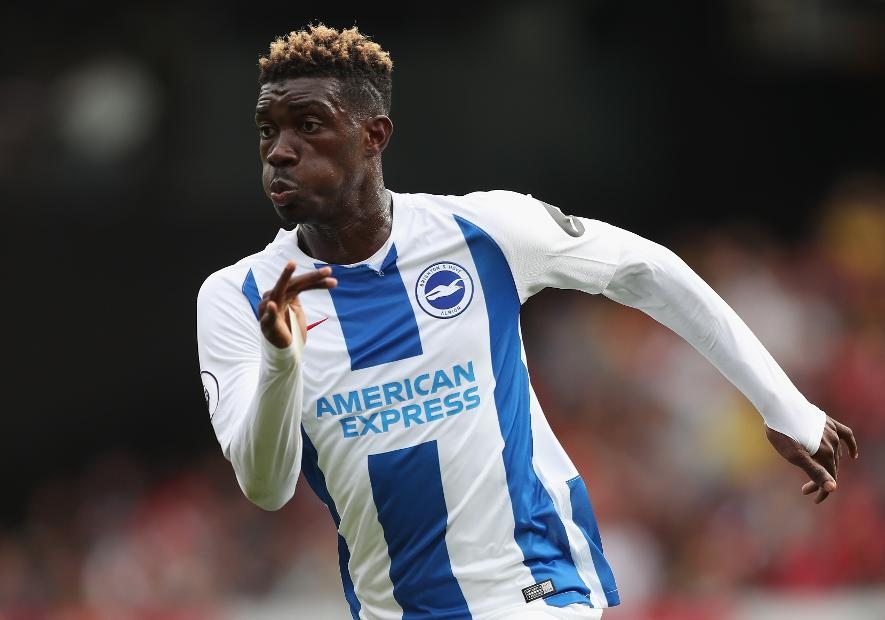 Yves Bissouma stats with Brighton