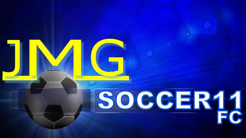 Logo pour equipe de JMG soccer11 FC