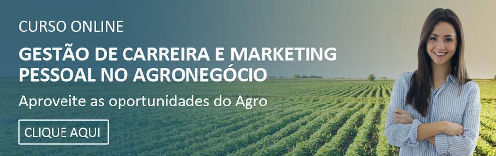 Curso de Gestão de Carreira e Marketing Pessoal no Agronegócio