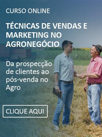 Técnicas de Vendas e Marketing no Agronegócio