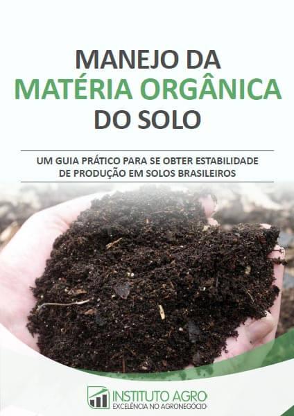 E-book Manejo da Matéria Orgânica do Solo