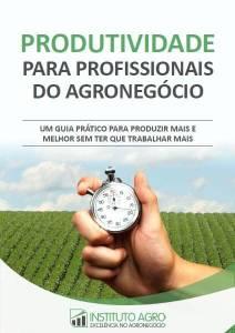 E-book Produtividade do Agronegócio