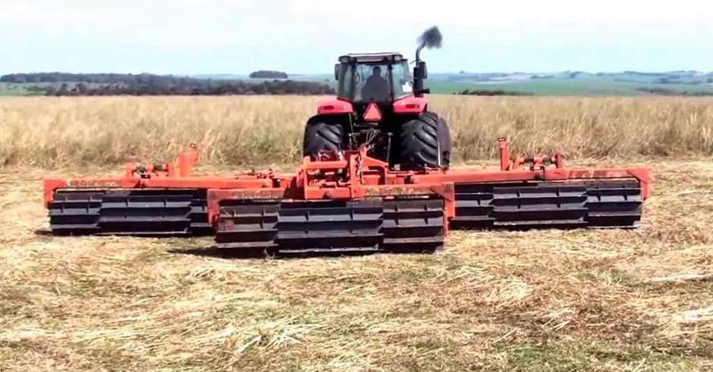 Rolo faca - Implementos Agrícolas