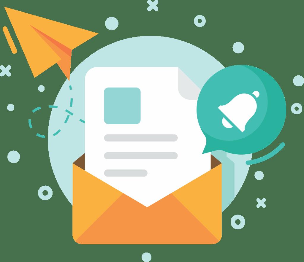 Verifique seu e-mail!
