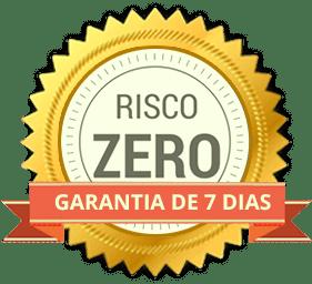 Garantia de 7 dias - Risco Zero