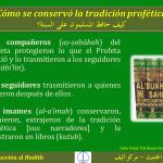 HADITH 03 Cómo se conservó la tradición profética y sus imames