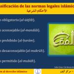 FIQH 03 Clasificación de las normas legales islámicas