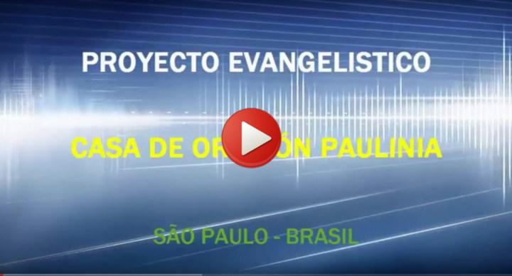Proyecto Casa de Oración Paulinia