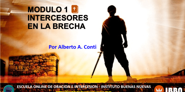 Intercesores en la brecha