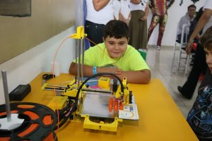 Instituto Campus Party inaugura Include no Guará