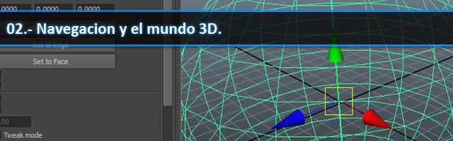 Navegación 3D
