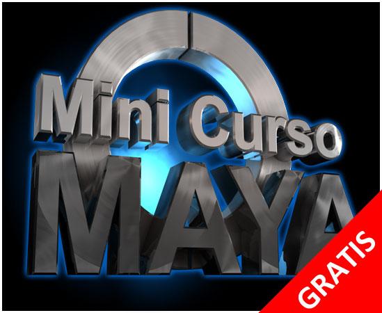 Curso de Autodesk Maya Gratis