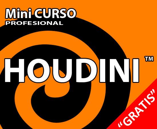 Curso de Houdini Gratis