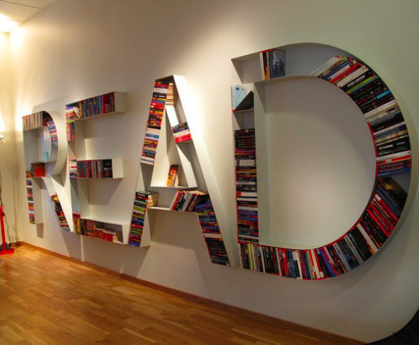 the read bookshelf - leitruras para combater o tédio