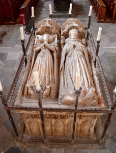 Workshop_Medieval_Thomas Fitzalan and Beatrice of Portugal at Arundel Castle c. 1415