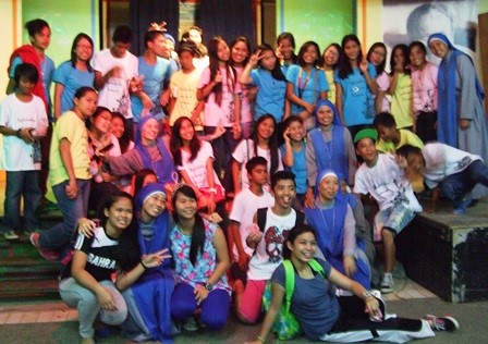 servants of the lord and the virgin of matara (SSVM - IVE)  - lipa 12