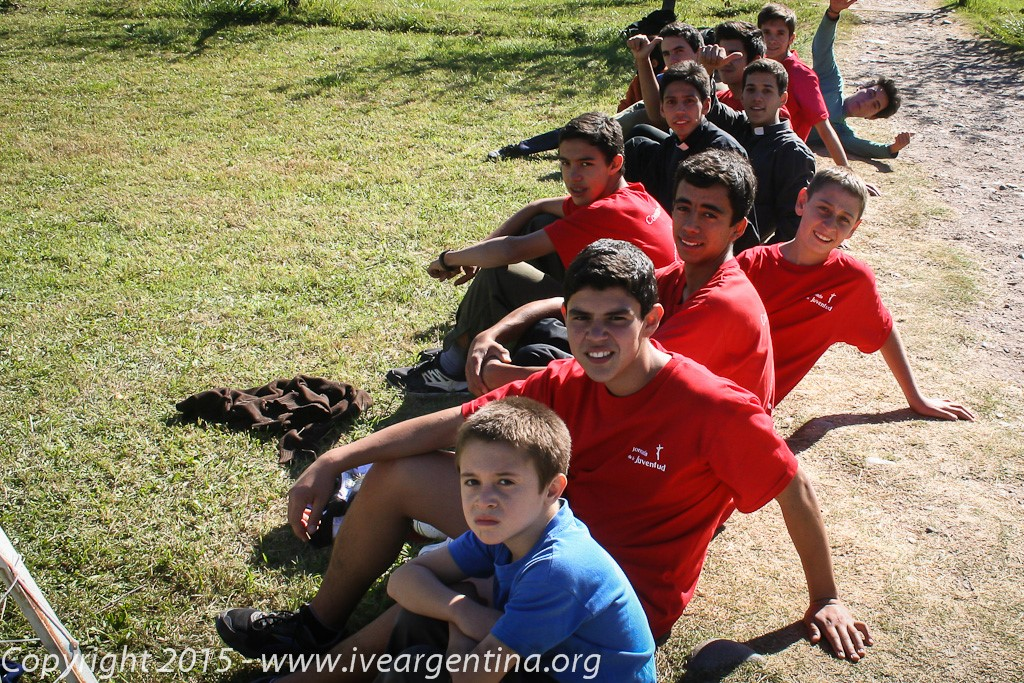 Institute of the incarnate word (ive) - youth day 06