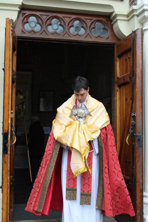 Institute of the incarnate word (ive) - Eucharist (9)