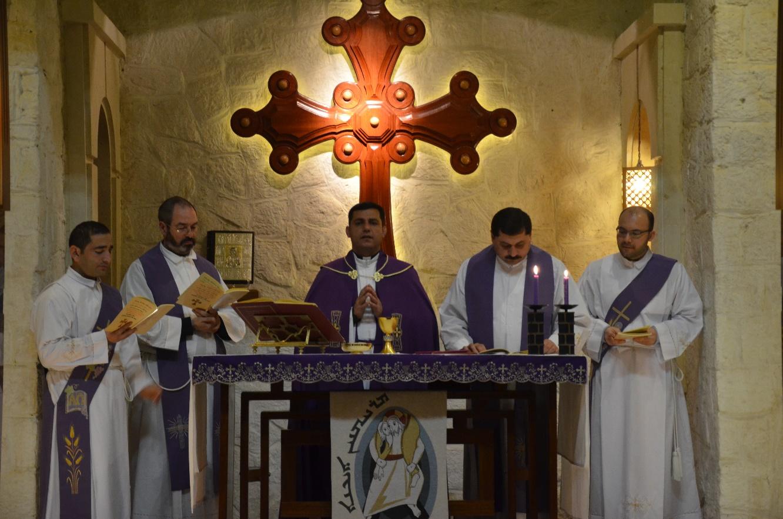 Santa Misa en Rito Caldeo