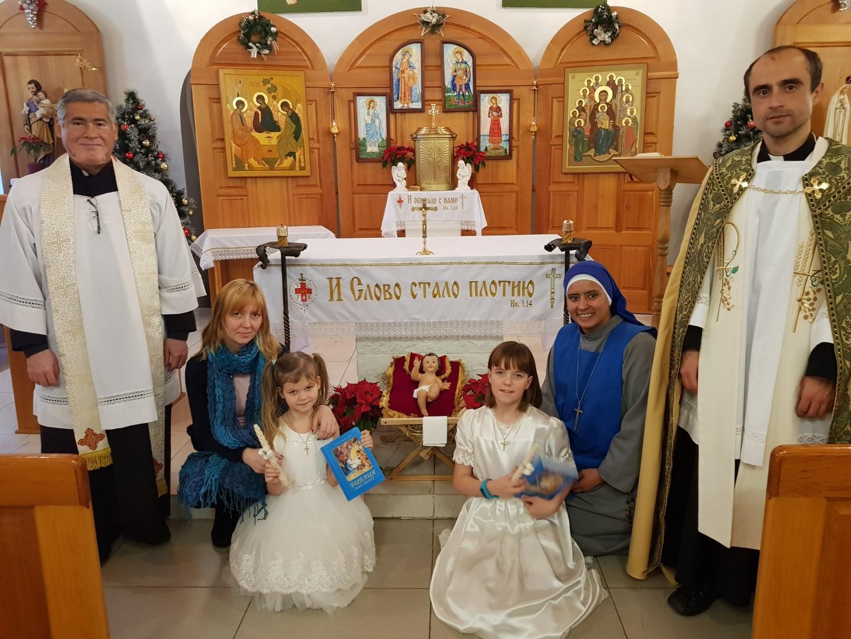 Misión en Rusia