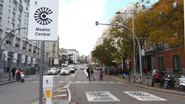 video sobre movilidad en madrid