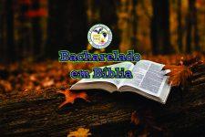Bacharel em biblia Brasil.usa 2019