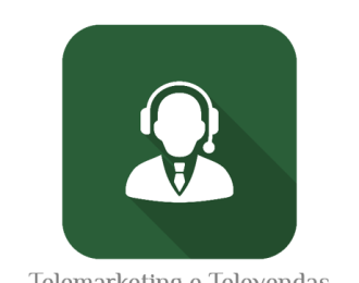 Telemarketing, Televendas e Vendas Internas