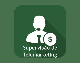 Supervisão de Telemarketing e Televendas