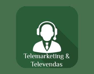 Telemarketing, Televendas e Vendas Internas