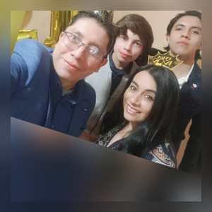 Familia Martínez Reyes