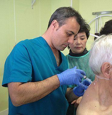 Ozonoterapia Móstoles Leganés