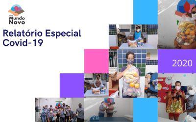 Relatório 2020 Especial Covid-19